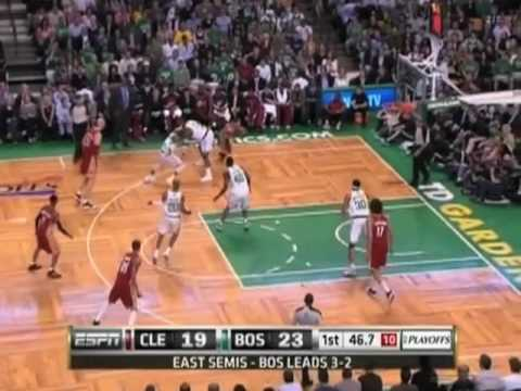 2010 NBA Playoffs - Game 6 Celtics vs. Cleveland - No MO Reprise