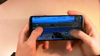 Игры LG G7 ThinQ (GTA:SanAndreas, PUBG:Mobile, AssassinsCreed:Identity)