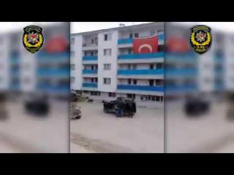 Şırnak'ta Operasyonlar Bitti. PÖH Zaferi Böyle Kutladı