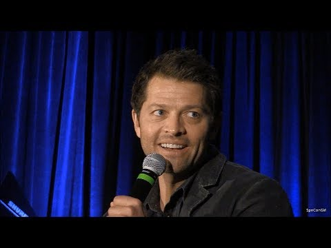 Montreal Con Misha Collins FULL Panel 2018 Supernatural