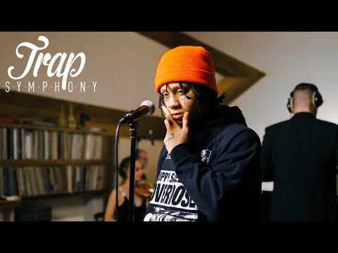 """Trippie Redd Performs """"Under Enemy Arms"""" With Live Orchestra 
