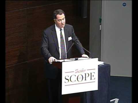 InsiderScope London 2013: Steve McGill, Group President, Aon plc