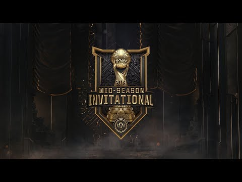 Play-In Draw Show | 2019 Mid-Season Invitational