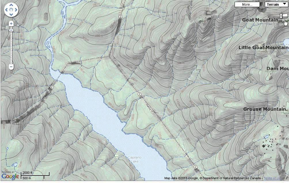 Shaded relief topographic map   Geokov Map Maker   YouTube