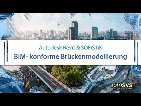 BIM-konforme Brückenmodellierung mit