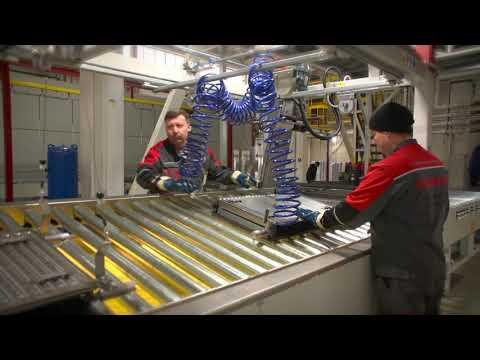 Завод по производству стальных панельных радиаторов LEMAX