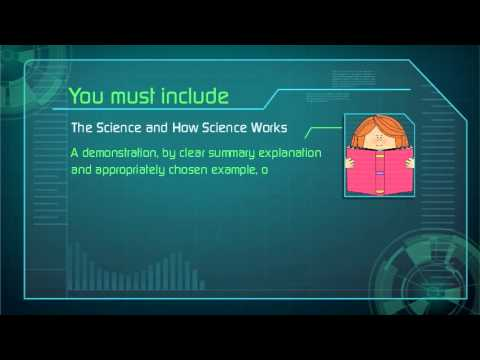 Science in Society -Scientific reading coursework