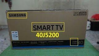 hướng dẫn lắp đặt sử dụng tivi samsung 40J5200 - cách sử dụng youtube smart tivi