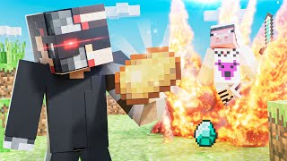 WILDCAT REGRETS GIVING ME THE MOST POWERFUL POTATO IN MINECRAFT!