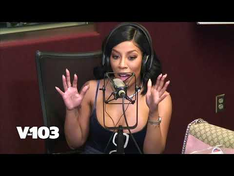 Why K Michelle Is Putting One of Her Enhanced Assets Behind Her : RCMS