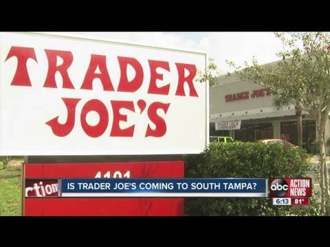 Rumors spread about Trader Joe's store opening in South Tampa