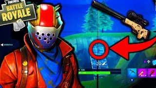 HOW to HIT EVERY SNIPER SHOT on Fortnite! NEW LONGEST SNIPER SHOT RECORD! (HOW to SNIPE on Fortnite)