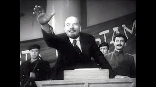 Ленин в Октябре . Полн. версия со Сталиным