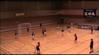 ハンドボール最高!2013-2014 札幌市厚別北中学校 モチベーションUp2