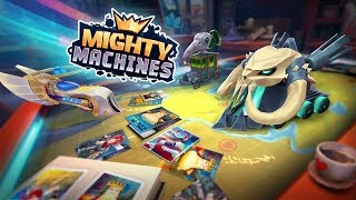 MIGHTY MACHINES ANDROID GAMEPLAY