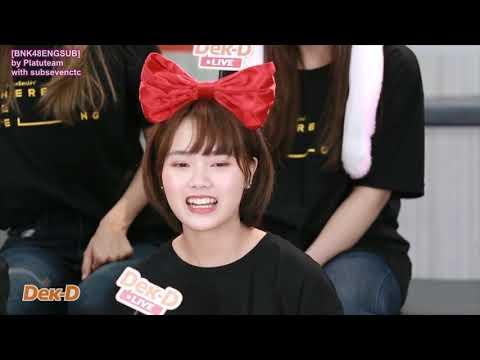 [ENG SUB] [Hilight] Dek-D Live - BNK48 - How Should We Do When A Friend Is Possessive You?