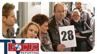 Autos unterm Hammer Schnppchenjagd im Auktionshaus  Focus TV Reportage