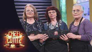 Familia Chițoi i-a dat gata pe jurații Chefi la Cuțite cu un preparat românesc