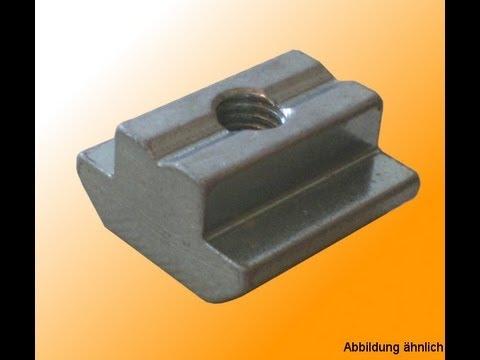 Motedis - Nutenstein Schwer - Slotted Block