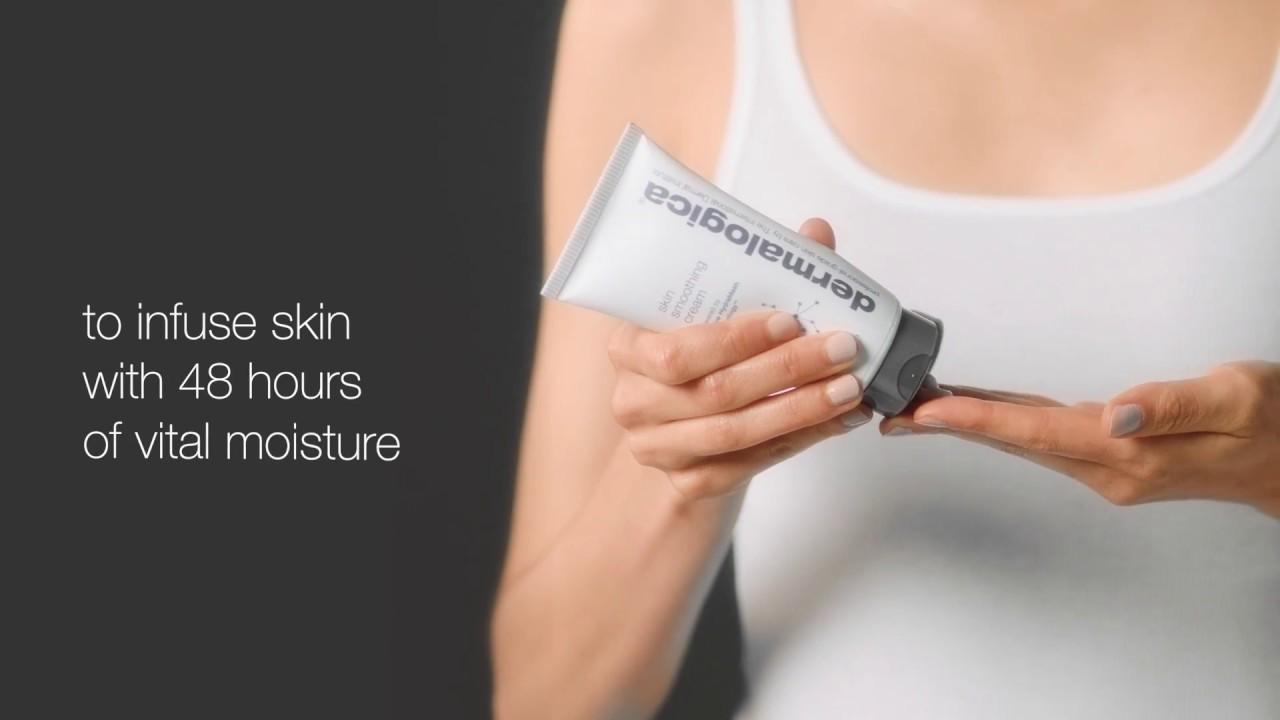How To Use: Skin Smoothing Cream