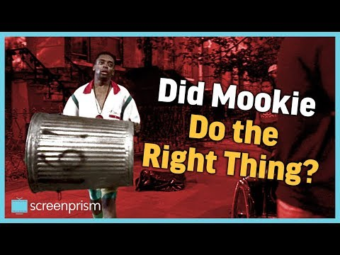 Do the Right Thing: Did Mookie Do the Right Thing? (Ending Explained)
