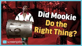 Do the Right Thing Ending Explained: Did Mookie Do the Right Thing?