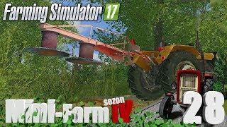 "Farming Simulator 17 Mini-Farm #28 - ""Naostrzyłeś te noże?"""