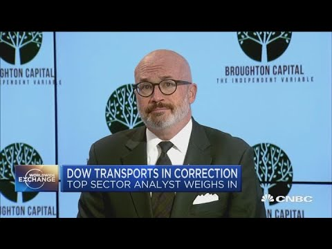 """Broughton: Transport Sector """"moves The Economy,"""" Shapes What Becomes The GDP"""