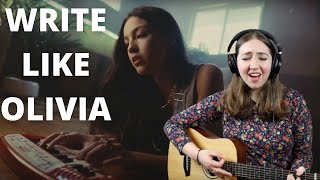 How to Write a Song Like Driver's License (Olivia Rodrigo Songwriting)
