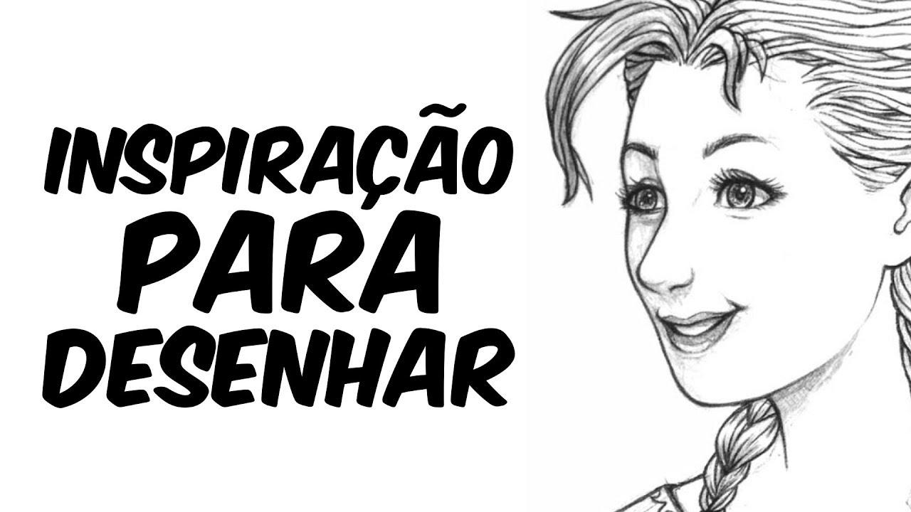Inspiracao Para Desenhar Feito Por Bruno Youtube