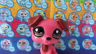 Opening LPS Blind Bags
