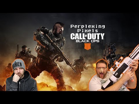 Perplexing Pixels: Call of Duty: Black Ops 4 (PS4 Pro) (review/commentary) Ep307 thumbnail
