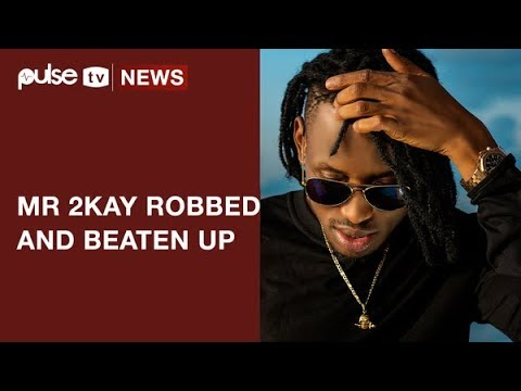 Mr 2Kay Robbed and Beaten Up After Buckwyld and Breathless Performance | Pulse TV News
