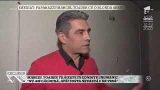 """Marcel Toader trăiește în condiții inumane: """"Nu am căldură, apă! Fosta nevastă este de vină"""""""