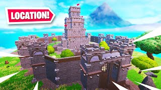 Medieval Monument *NEW* (My 1st Fortnite Block Submission) | Fortnite Creative Map