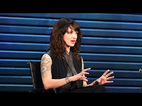 Asia Argento: 'The backlash was fuel that they threw into my fire'