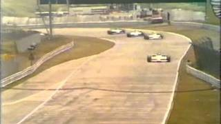 F1 First laps of 1981 Dutch Grand Prix LIVE BBC COMMENTARY