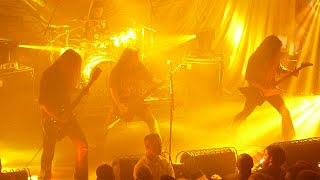 Carcass - Genital Grinder / Pyosisified / Exhume to Consume , The Academy, Dublin Ireland, Sept 2014