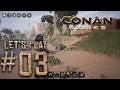 Conan Exiles ALPHA #03 - Preparing for new set of Armor
