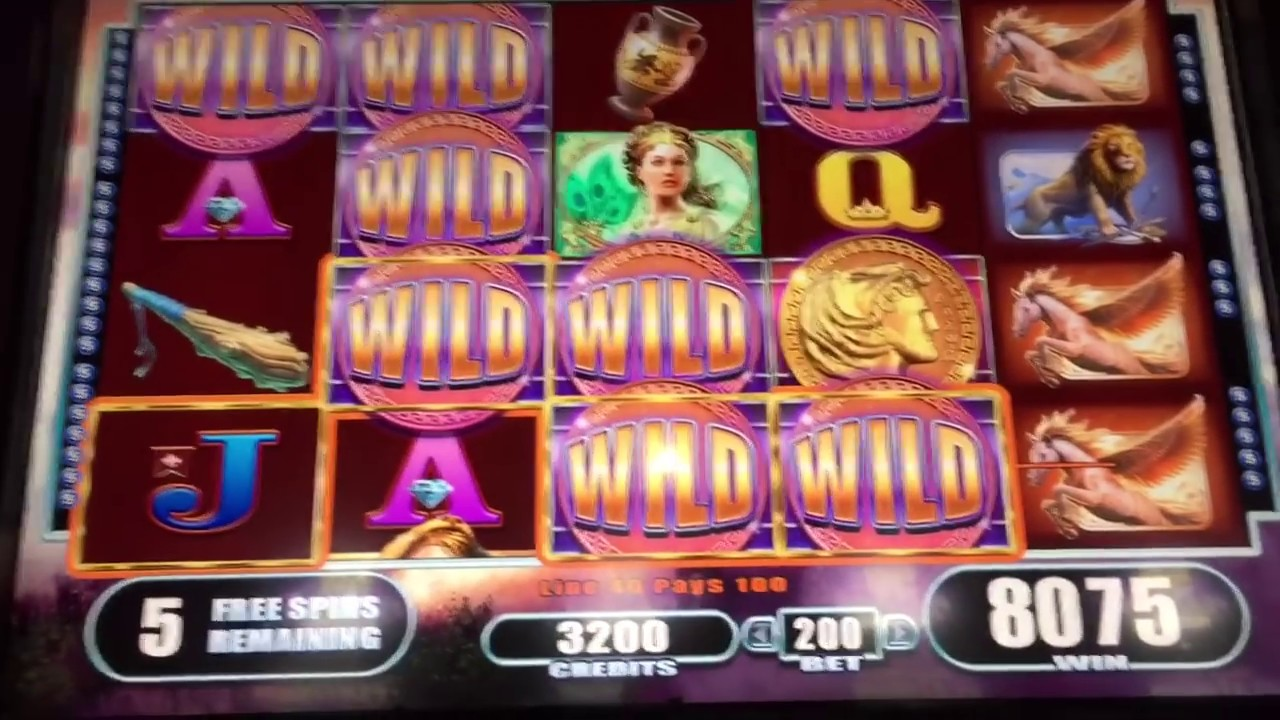 Hercules slot machine jackpot
