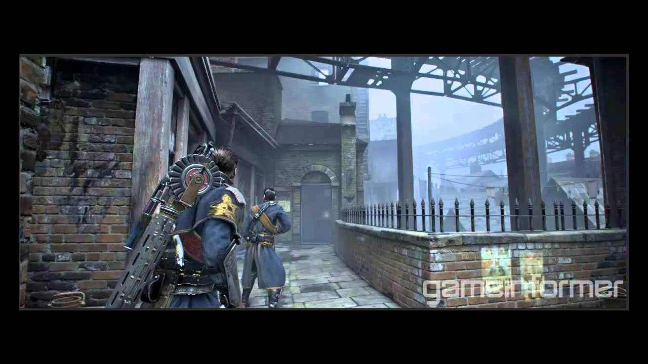 The Order 1886 Official GAMEPLAY SCREENSHOTS ...
