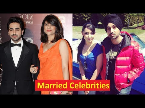 10 Celebrities You Didn't Know Were Married