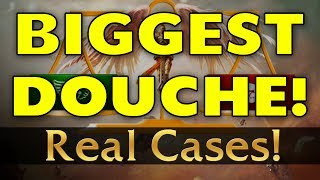 FUNNY TRIBUNAL CASE: Biggest Douche Ever! (#9)
