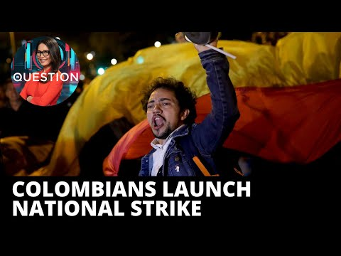Indigenous Colombians launch national strike against state violence