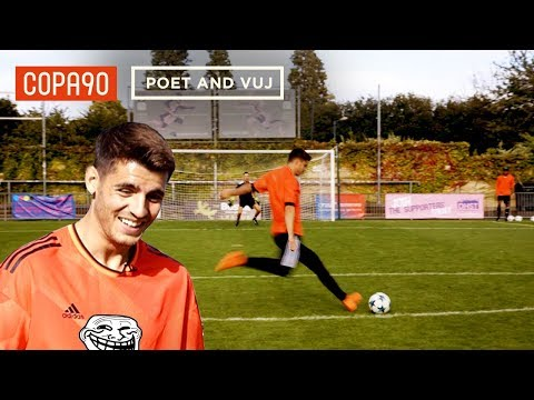 Morata Troll Challenge   Silencing The Haters Ft. Poet And Vuj