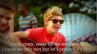 one direction live while we re young lyrics