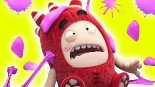 Oddbods: GIANT SLIME PRANK | Oddbods NEW Full Episode Compilation | Funny Cartoons for Children