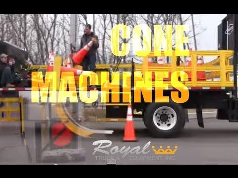 Cone Machines
