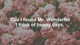 Morrie (모리) - Mr Wonderful (Lyrics)