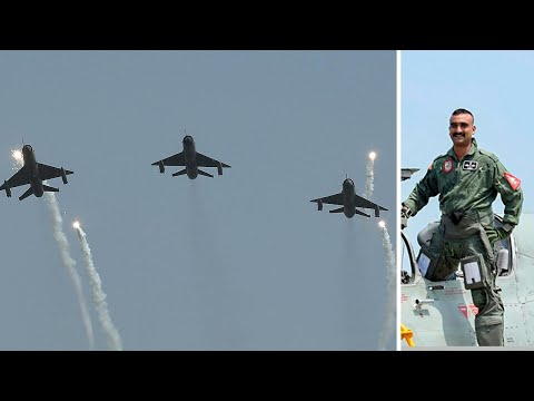 Indian Air Force Day: Balakot heroes steal the show, Abhinandan flies past in MiG-21 Bison